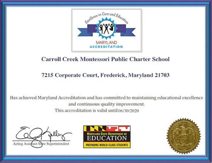 MD Accreditation